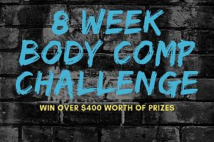 8 WEEK BODY TRANSFORMATION CHALLENGE - Aug to Oct 2019